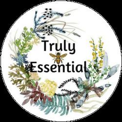 Truly Essential Web Logo