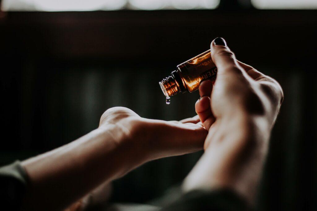 essential oils workshop