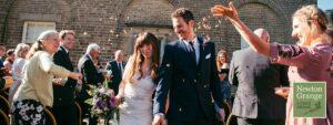 newton grange weddings